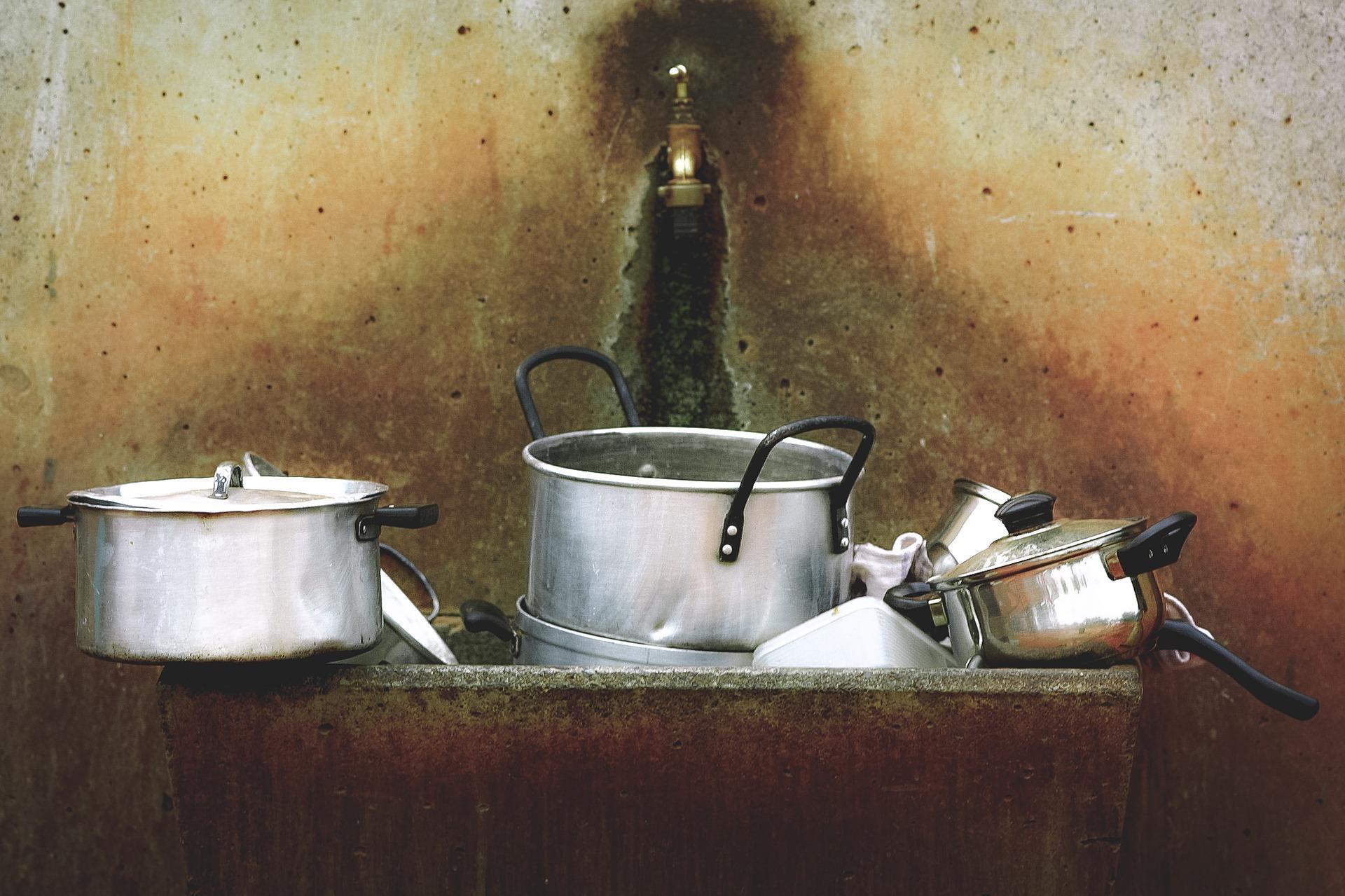 Kochgeschirr gibt es in unterschiedlichen Ausführungen auf gutshausblog.de