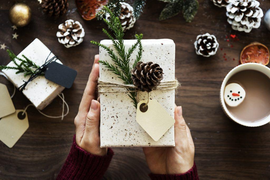 Das Geschenkkorb Weihnachten auf gutshausblog.de