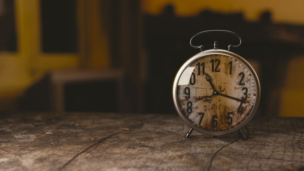 Die Zeit heilt alle Wunden auf gutshausblog.de