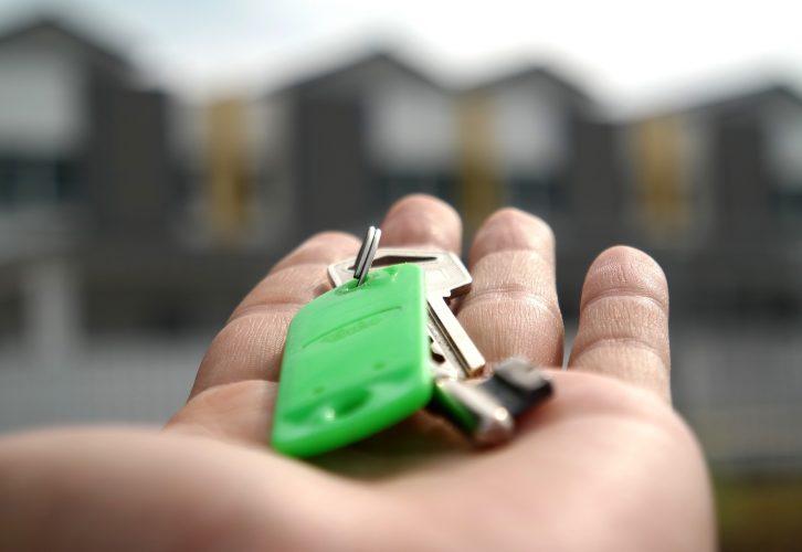 Den Ersatzschlüssel für die Wohnung verstecken auf gutshausblog.de